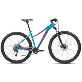 Orbea MX ENT 40, blue bondi/bright red